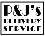 P&J's Delivery Service